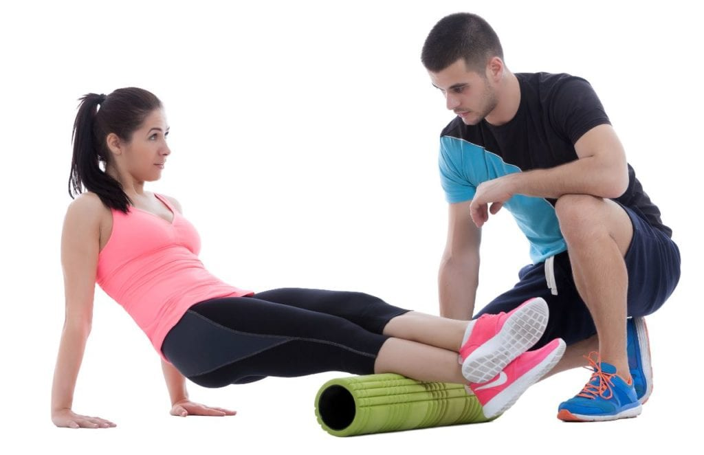 Foam Rolling for Fibromyalgia